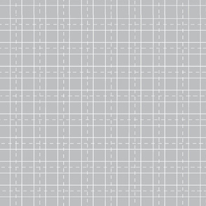 grid world map -gray