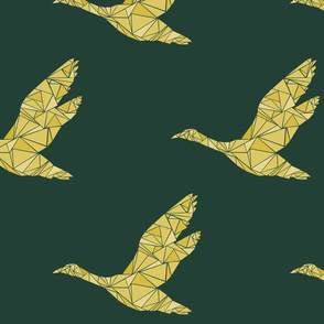 ocean bird print
