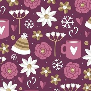 Winter Warmth (Rose)
