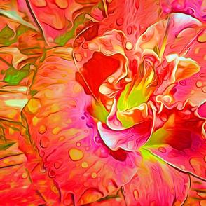 Daisy Day Lilicum flower