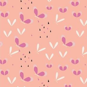 butterflies-pink