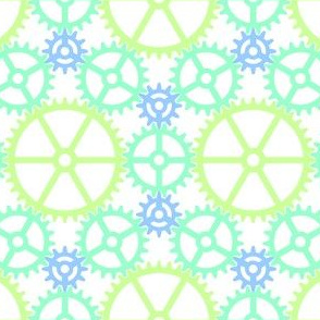 07036027 : S643 cogs : minty