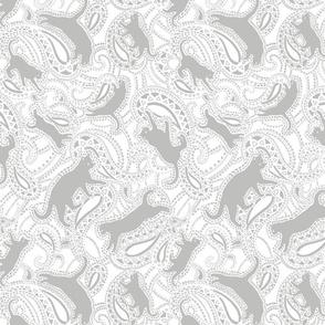 Cat-kitten-paisley-ornamental-white-grey-Large