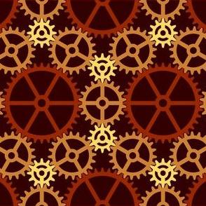 07038939 : S643 cogs : terracotta