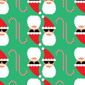 Hip Santa