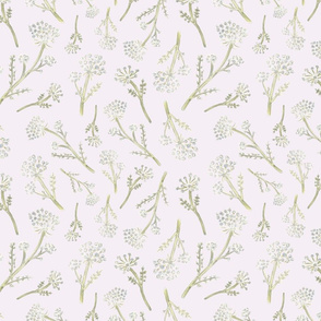 Queen Anne's Lace Pattern
