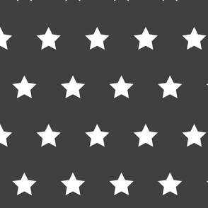 white star on dark gray 1