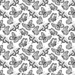 Butterfly - Tattoo