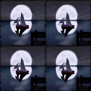 Moonlight Sails