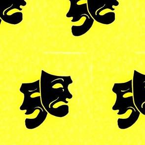 Theater Masks 1