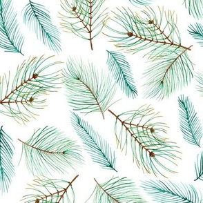 Pine Pattern