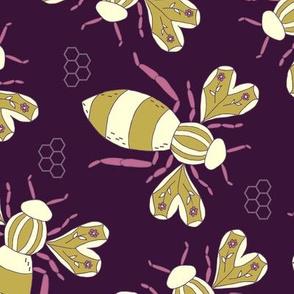 Royal Bees
