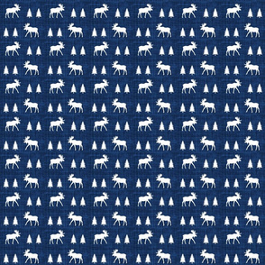 moose trot // 108-16 linen // small