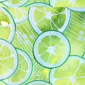 Lime Rings