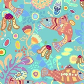 Fantasy Fish Garden