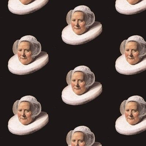 Duchess Goldblatt Half-Drop Repeat