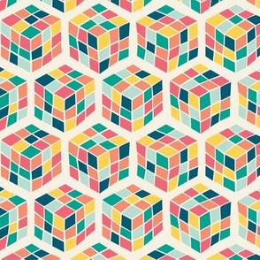 Geek Cubes