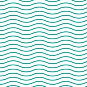 Gentle waves light