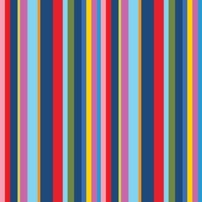 Swedish Garden - Stripes