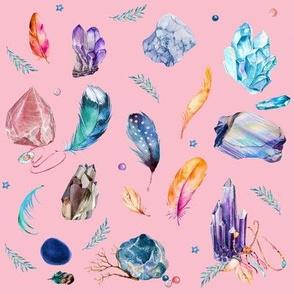 """8"""" Gypsy Dreamer - Brighter Pink"""