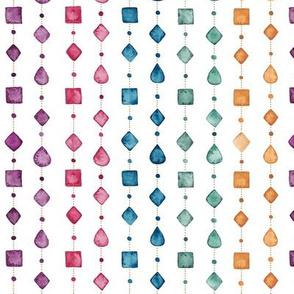 Jewel strands