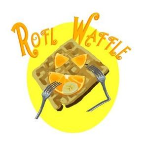 ROFL Waffle Panel - White
