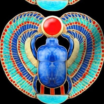 Large Scarab Beetle Crystal SunCatcher 40mm Round Cut Sun Catcher Egyptian Gods /& Goddesses Meditation Wolf Run Ranch Moonstone #280