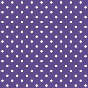 2018 color of the year ultra violet polka dots