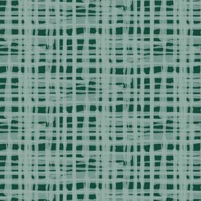 16-23A Linen Dark Green