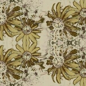 Clockwork Hybrid Flowers