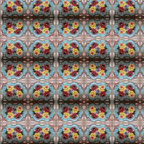 Italian Mosaic Broach