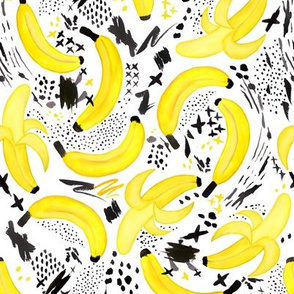 Unreal Banana Peel | Rad Painted Bananas