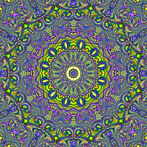 Lavender and Lime 1