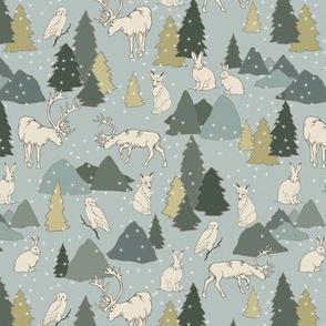 Arctic Animals - Small