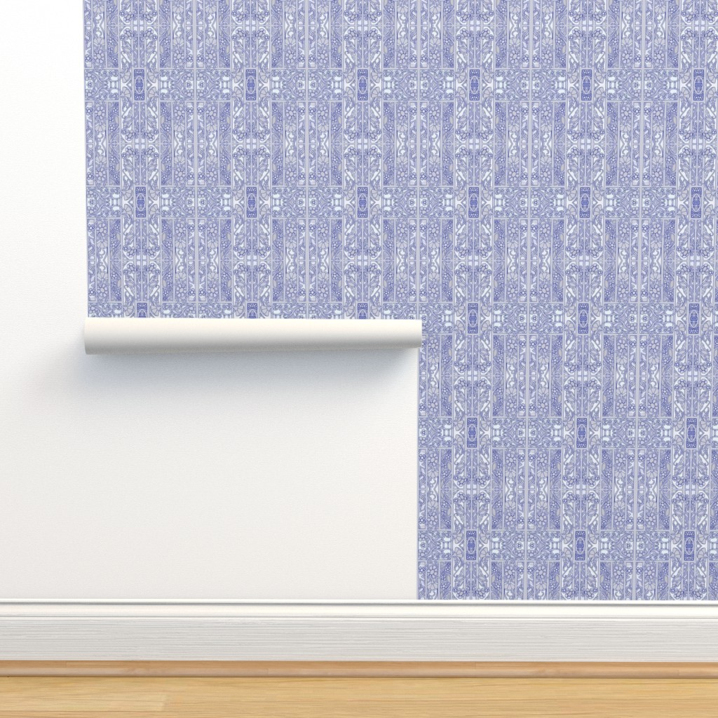 Isobar Durable Wallpaper featuring Gates of Paradise by edsel2084
