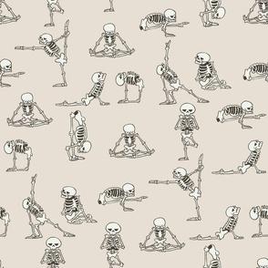 Skeleton Yoga