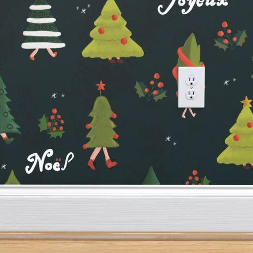 Wallpaper Joyeux Noel