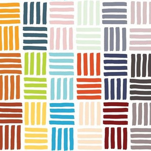 African Tiles Light Colorway