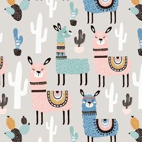 Awesome llamas