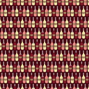 Wine Bottle Pattern