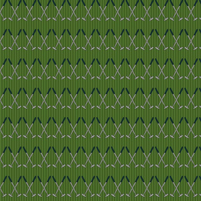 Golf Club Pattern - Putters