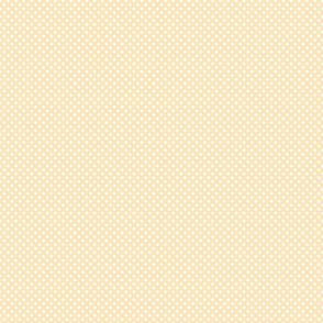 Pastel Yellow Polka Dot
