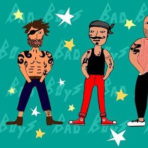 tattoo bad boys