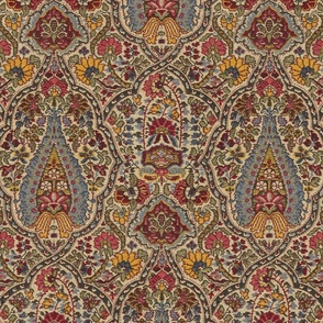 Alfred Paisley  ~ Mosaic  ~ Medium