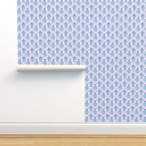 Wallpaper Its A Boy Centerpiece Doll Fabric 2
