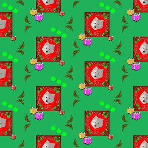 Annie'sMr.Irrisistible Holiday Pattern