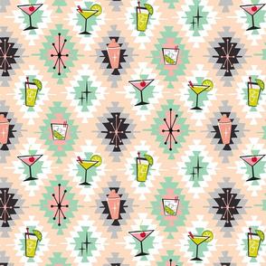 Cocktail Kilim