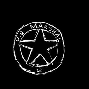us marshal black