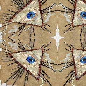 Illuminati Mosaic
