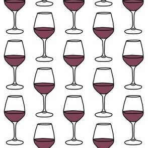 Wine Glasses // Large